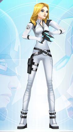 Sharon Carter(Agent 13) avengers academy Marvel Women, Marvel Girls, Marvel Art, Marvel Comics, Superhero Suits, Superhero Design, Marvel Academy, Agent 13, Secret Warriors