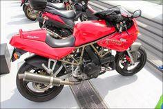 ROAD RIDER: 2014 Street motorcycle in Japan DUCATI 400SS