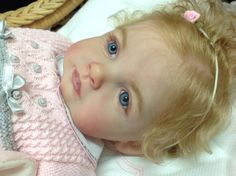 Sabrina Rose by Ping Lau - Pre-Order - Online Store - City of Reborn Angels Supplier of Reborn Doll Kits and Supplies