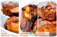 Summer Grilling Ideas with 3 Incredible Wing Sauces