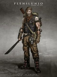 shadowrun character art - Google Search