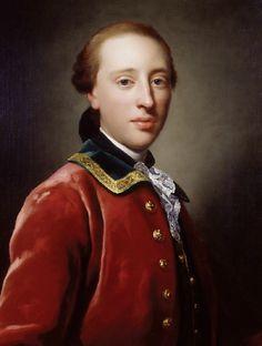 1757 Anton Raphael Mengs - William Fermor