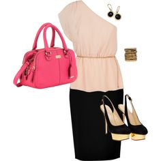 """""""Work Outfit 4"""" by careharper on Polyvore"""