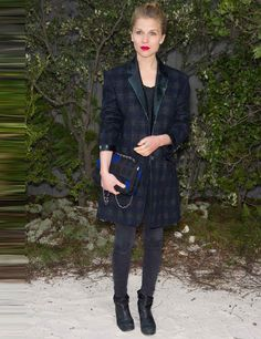 From Anne Hathaway to Jennifer Lawrence, the A-Listers get first dibs at designers such as Erdem and Chanel's Pre-Fall 2013 Collections | ELLE UK