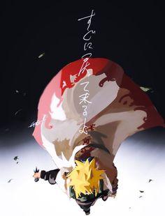 Naruto || Namikaze Minato || Twitter @Tomoyanandayo