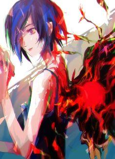 Kaneki, Joker, Fairy Tail Ships, Good Manga, Anime Characters, Anime Art, Creatures, Animation, Supernatural