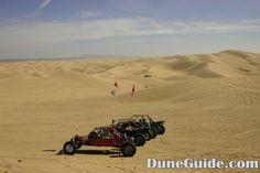 Glamis, CA - Glamis Sand Dunes