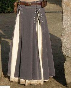 43 New Ideas Skirt Design Costumes Mode Hippie, Bohemian Mode, Renaissance Costume, Renaissance Clothing, Diy Medieval Costume, Renaissance Fair, Steampunk Fashion, Boho Fashion, 90s Fashion