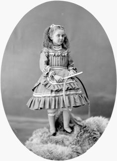 Miss Powell, 1872