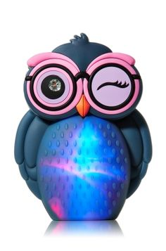 Bath & Body Works Accessories PocketBac Holder Owl Be the first to write a review $12.50  Qty: 1  Add To Cart Add to Favorites Email a Friend Print Share In Stock - Leaves warehouse in 2-3 full business days Details Gift Options:See our gifting options Details