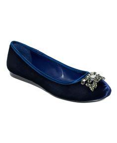 Lauren Ralph Lauren Shoes, Adelisa Evening Ballet Flats - Evening & Bridal - Shoes - Macy's