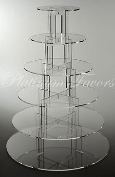 Cheap cupcake stand, Buy Quality cake display stand directly from China cake display Suppliers: Hot Cheapest !Round Clear 4 Tier wedding favors Wedding Cake Display Stand Cupcake Stand For Wedding Party Wedding Cake Prices, Floral Wedding Cakes, Fall Wedding Cakes, Wedding Cakes With Cupcakes, Beautiful Wedding Cakes, Wedding Favors, Cupcake Tier, Cake And Cupcake Stand, Cupcake Display
