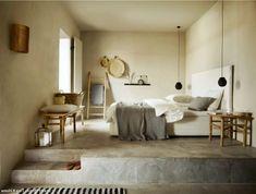 Peinture : Quelle couleur idéale pour la chambre à coucher ? Decoration, Entryway Bench, Important, Furniture, Parental, Home Decor, Pretty Bedroom, Grey Bed Sheets, Room Paint