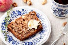 Bread cake pomme et noix