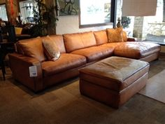 Urban Cowboy Leather Sofa by Eleanor Rigby. Town & Country Leather Furniture in Austin Bee Cave and Houston Texas