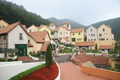 French village in Gyeonggi-do, South Korea. Going to go in June with Choi!