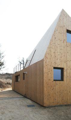 stpmj · Shear House. Yecheon, Republic of Korea · Divisare