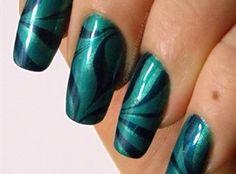 nail art - ben throckmorton - Peg It Board