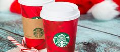 Was the plain red cup a risky move? Maybe -- but it was a great PR move.