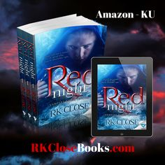 #Goodreads #Giveaway Enter for a chance to win a copy of Red Night! https://www.goodreads.com/giveaway/enter_choose_address/191884-red-night