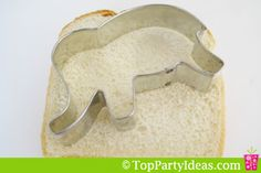 Elephant Party Sandwiches | Party Food