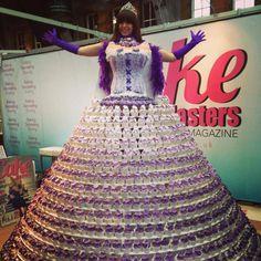 Cupcake dress!