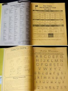 """Ideas for setting up Homework Folders (ours is a  pirate themed """"GOLD"""" Folder) with free printables - Second Story Window"""