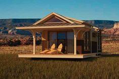 Nationwide Homes Eco Cottages: Sandpiper