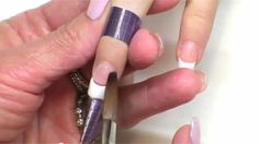 Troubleshooter: Acrylic Pink & White Part 2 of 3: Applying Pink