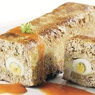 Pan de carne al horno by www.vinosyrecetas.com