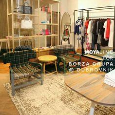 furnishes new boutique of grupa in *croatia* - a new shop fashion brand Michael Kors and Armani Jeans! Dubrovnik Croatia, Public Spaces, Armani Jeans, New Shop, A Boutique, Fashion Brand, Michael Kors, Interior Design, Shopping