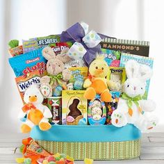 Free shipping on all easter gifts mrsfields cookies mrs ultimate easter gift basket negle Gallery