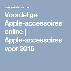 Voordelige  Apple-accessoires online   Apple-accessoires voor 2016