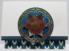 Lynn's Locker: Stampin' Up Eastern Palace, Eastern Beauty, Eastern Medallions Sneak Peek - III