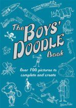 The Boys' Doodle Book (Buster Books)  By Andrew Pinder  Over 100 brilliantly imaginative and humorous doodles by Andrew Pinder guaranteed to delight boys of all ages. Packed with pirates, dinosaurs, robots and aliens, there are pages of doodles for boys to complete, colour, tell a story or just let their imagination run wild. No drawing skills are required to make you the best doodler around  astore.amazon.com