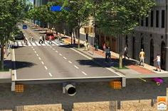 Resultado de imagem para calçadas verdes
