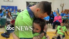 Children of Prisoners Reunite with their Fathers Behind Bars for a Day  BEAUTIFUL Video!