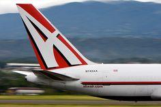 ABX Air - Boeing 767-232 (N742AX)