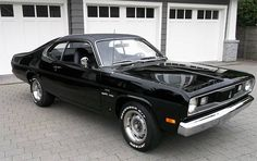 1970 Plymouth Duster, 340 4bbl V8/4speed stick/3.91 SureGrip Axle and Performance Handling Package...
