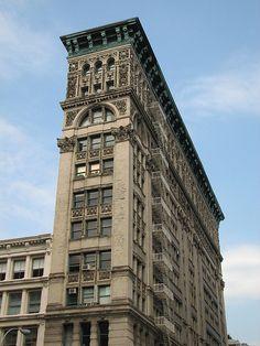 443-449 Broome Street, SoHo, New York City
