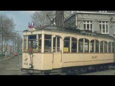 Le Mongy. Un train dans la ville. Le Tramway Lille-Roubaix-Tourcoing.