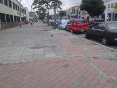 19-02-14  Intervención punto crítico Colegio Marillac.  Ahora. Sidewalk, Side Walkway, Walkway, Walkways, Pavement