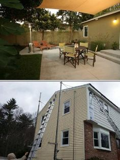 This business can replace asphalt shingles as well as offer other roofing work. They also do siding, gutter maintenance, decking, masonry, flooring, and carpentry.