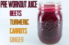 Prework out juice