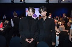 Olympic Channel (@olympicchannel) | Twitter - Olympic Channel  ‏  Verified account     @olympicchannel    7h7 hours ago  The IOC President's dinner was happy to host #HongBin and #ChaHakYeon from #Kpop group #VIXX at @pyeongchang2018     @CHA_NNNNN @RedBeans93 @RealVIXX