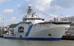 Patrol - Shipspotting Turku