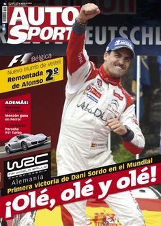 Número 1445 - Primera victoria de Dani Sordo en el WRC
