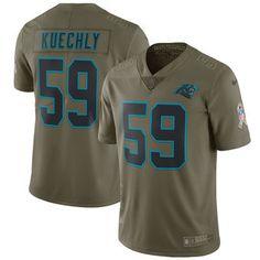 Luke Kuechly Carolina Panthers Nike Salute To Service Limited Jersey -  Olive Nfl Jerseys For Sale e6571c56c