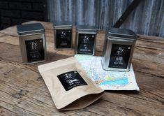 Laissez vous transporter, le temps d'une tasse, dans l'aventure de la vie d'Alexxander Utternorth grâce aux 12 thés bio composés pour évoquer VALPARAISO, PARIS, LONDON, GDANSK, SANTIAGO, NEW YORK.  www.alexxander-tea.com #the #bio #tea #organic #utternorth #alexxandertea #vintageindustriel