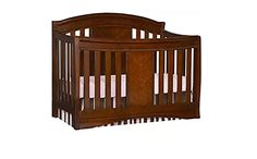 Baby's crib for the nursery
